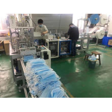 Fully Automatic Semi Auto Nonwoven 3 Ply Production Line