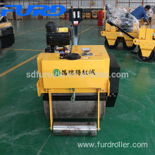 500 kg Small Drum Vibratory Roller for Asphalt and Paving Applications (FYL-700C )