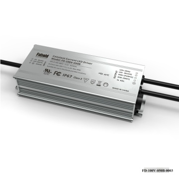 IP67 LED Drivers 100W High Voltage Power Supply