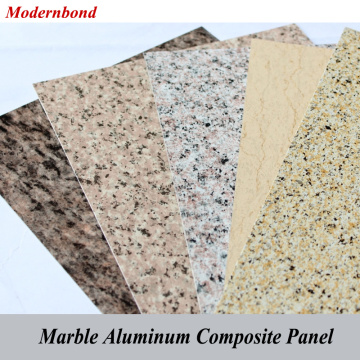 Marble Finish Aluminum Decorative Panels