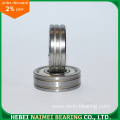 Double Slotted Mini Ball Bearing