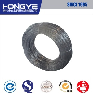 High Carbon Fishhook Steel Wire