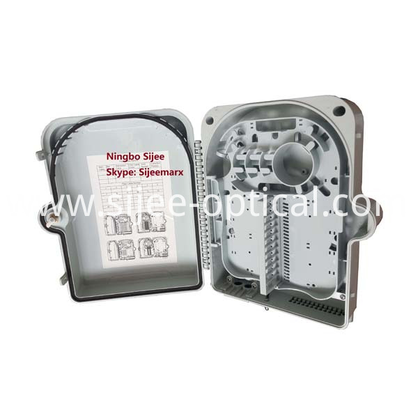 Fiber Optic Distribution Terminal Box