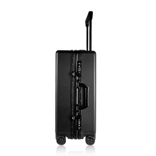 luxury 20 inch carbon fiber trolley