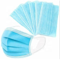Disposable medical face mask 3 layer