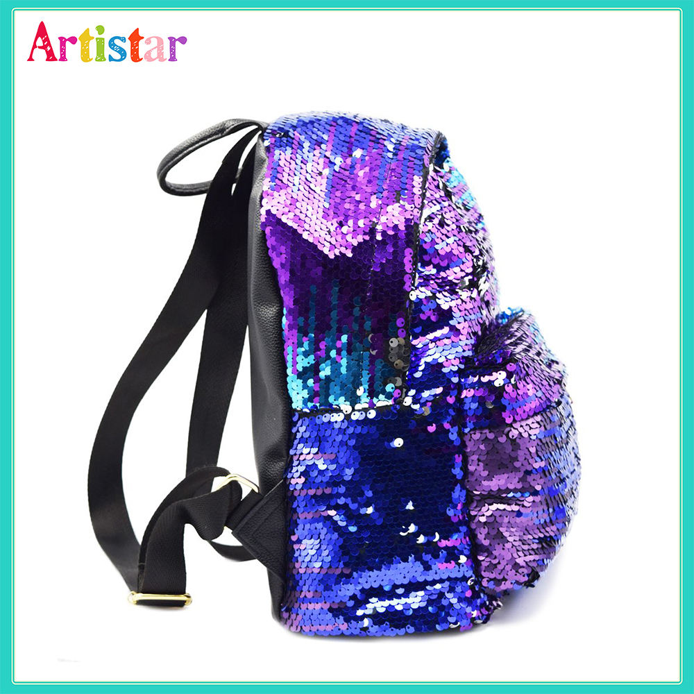 Sequins Backpack 08 2