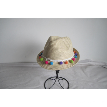 Children Fedora Sun HAT--YJ97