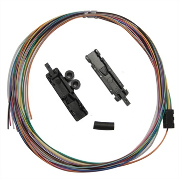 12 Strand 36 Inch Fiber Fan Out Kits