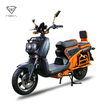 High Quality Electric Motorcycle Sport Design 2000w
