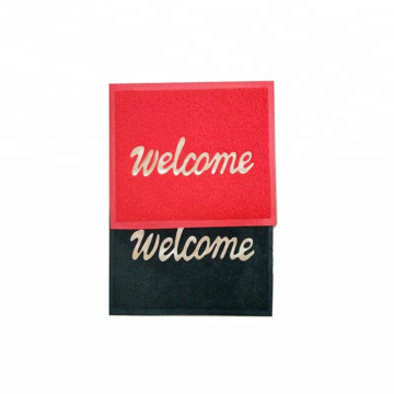 Modern design waterproof pvc coil logo welcome mats