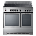 Double Oven Kitchens Electric