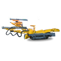 Crawler Mounted Mobile Mine Drilling Rig for Mining