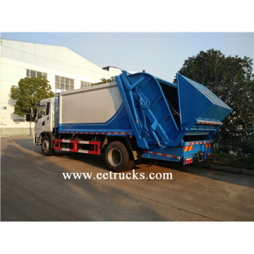 SHACMAN 16 TON Trash Compactor Trucks