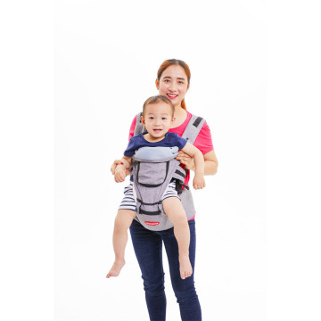 Breathable Cool Mesh Hipseat Baby Carrier