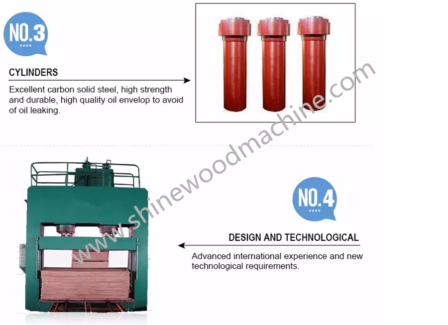 Plywood Cold Press Machines 2