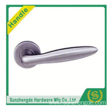 SZD STLH-003 Popular Inox Lever Door Handles Handle On Rose Stainless Steel