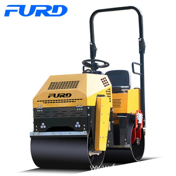 Factory Sell Double Drum Vibratory Road Roller (FYL-880)