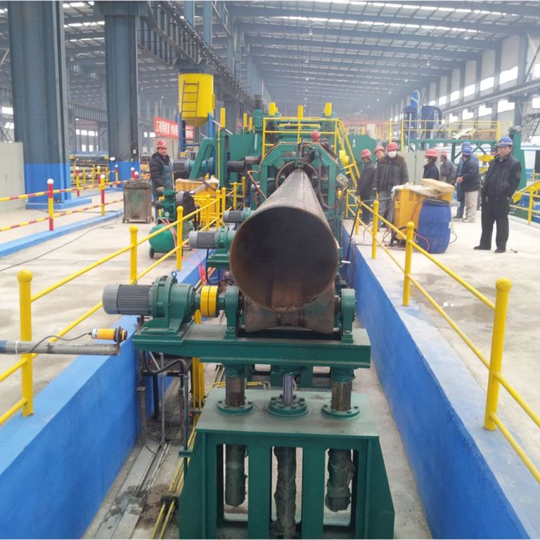 LSAW pipe making line