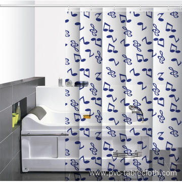 X Wing Waterproof Bathroom printed Shower Curtain
