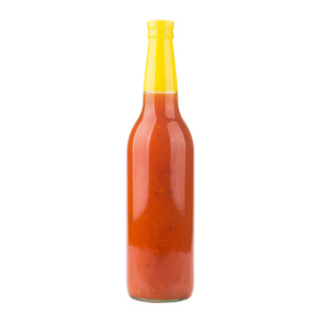 700g Glass Bottle Sweet Chilli Sauce OEM