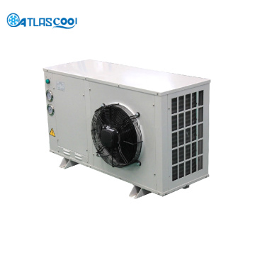 Freezer room compressor condensing unit equipment