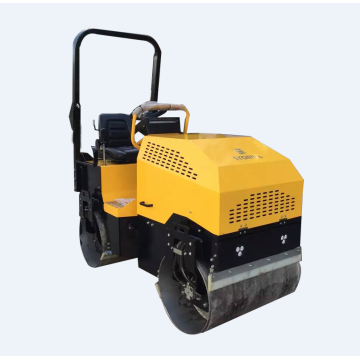 2 ton small vibratory roller compactor on sale