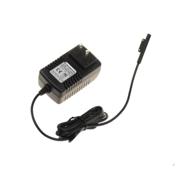 12V 2.58A wall type laptop adapter for microsoft