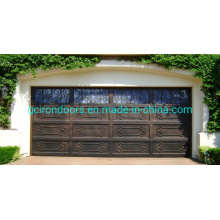 Wrought Iron Garage Door