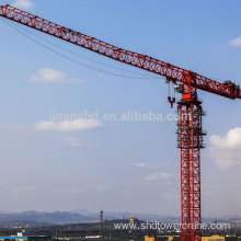 QTZ5200 port tower crane
