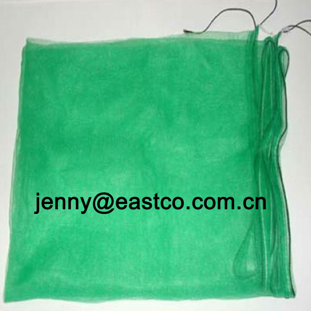 Tubular Circle Date Palm Mesh Net Bag Sack