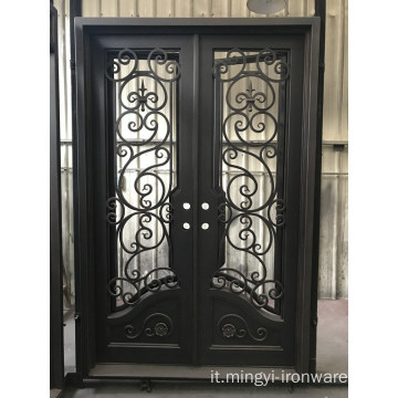 Beautiful High Quality Double Iron Entrance Door