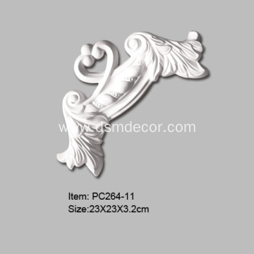 PU Carved Panel Moulding