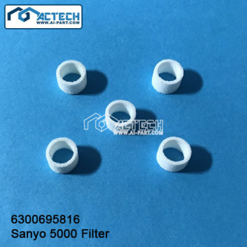 Nozzle filter for Sanyo 5000 machine