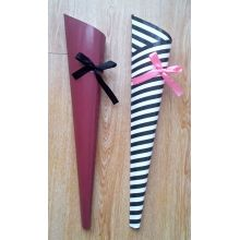 Brown kraft paper Flower sleeve Flower Tube