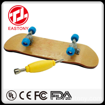 Mini Fingerboard Wheels Skate Board Finger Playing