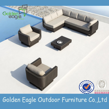 Garden Aluminium Rattan Furniture