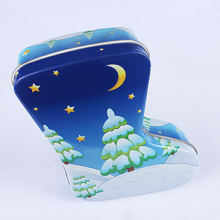 Christmas Gift Shoe Ornament Storage Box