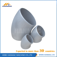 Alloy aluminum seamless steel elbow