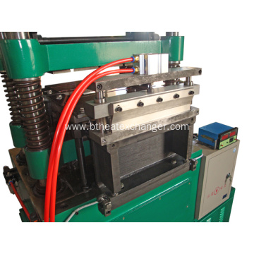 Automatic Cutting-off Fins Device