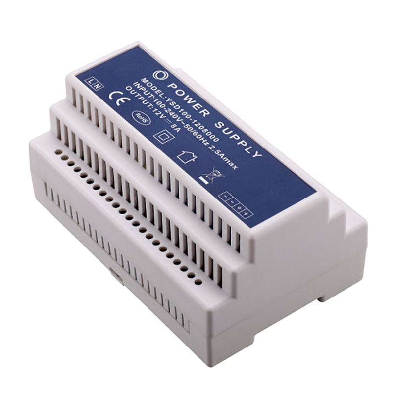 100W 24V Single Output DIN RAIL Switching Power Supply