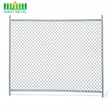 Galvanized Chain Link Temporary Fence for America