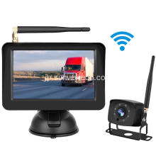 Digital Wireless Backup Camera with Monitor 5inch