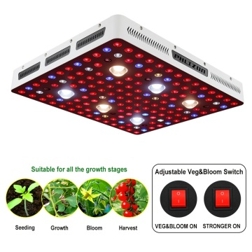 Veg Bloom Dual Switch COB Grow Light 3000w