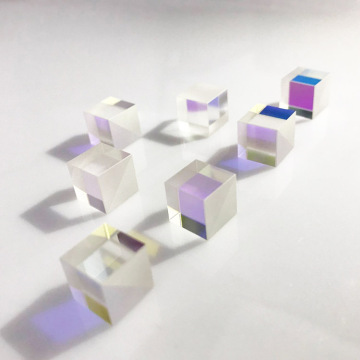 Customized Optical K9 Glass Beam Splitter Square Prism