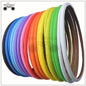 Colorful Fixed Gear bicycle tyre Road bike tire Bicycle tire
