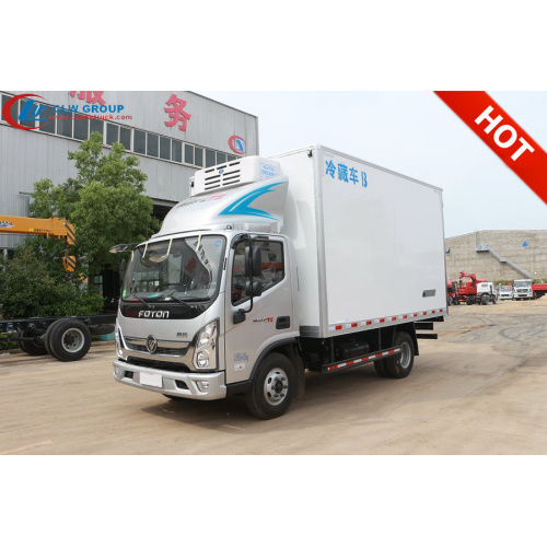 Brand New FOTON 18m³ Live Fish Transport Truck