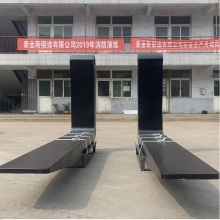 655mm high Hook type forklift extens forks