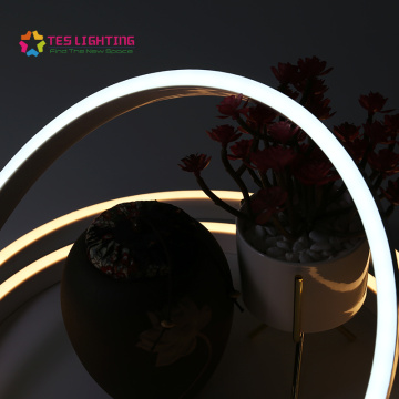 outdoor neon led strip wall ip68