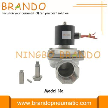 2S500-50 Electric Solenoid Valve for water gas