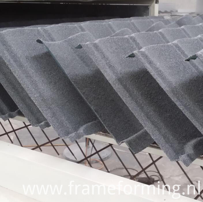 stone coated tile production line 3